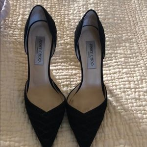 Jimmy Choo cocktail shoes